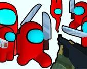 Амонг Ас: Убей всех предателей