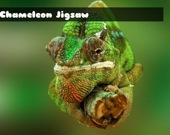 Хамелеон - Пазл