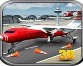 Европейский самолет 2019: реальная парковка 3D