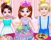 Идеальный день рождения малышки Тейлор