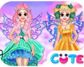 Принцессы: В Разноцветной Стране Чудес