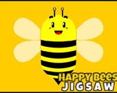 Пазл Счастливые пчелки
