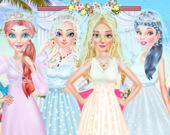 Принцесса Коллективная свадьба