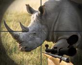Охота на диких носорогов