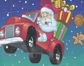 Рождественский вагончик