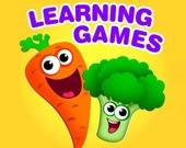Еда - играй и учись