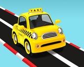 Такси - Безумный водитель