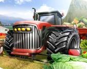 Симулятор вождения трактора