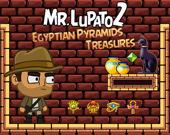 Мистер Лупато 2 - Сокровища пирамид