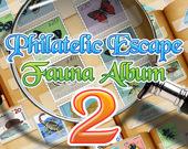 Побег филателиста: альбом с фауной 2