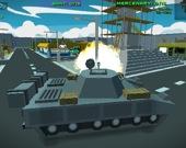 Блочные войны: стрельба из транспорта