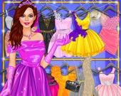 Одевалка для девочек