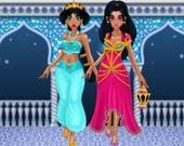 Принцесса Востока: Сквозь века
