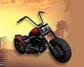 Пазл: Мотоциклы GTA
