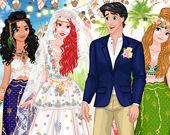 Принцесса Коачелла Вдохновила Свадьбу