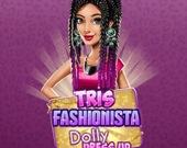 Куколка-модница Трис