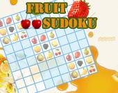 Судоку фрукты