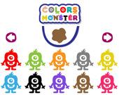 Цветной Монстр