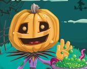 Веселый Пазл на Хэллоуин