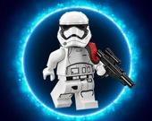 Звездные войны Лего - 3 в ряд