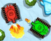 Арена: Танковый бой