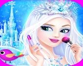 Вечеринка Ледяной принцессы