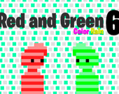 Зеленый и красный 6: Цветной дождь