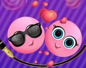 Счастливые шарики любви