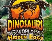 Мир динозавров: Скрытые яйца