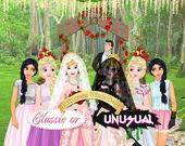 Свадьба принцессы: классика или необычная