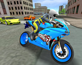 Симулятор спортбайка 3D