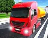 Симулятор грузовика в городе 3D