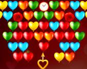 День святого Валентина: Стрелок по пузырям