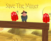 Спасите шахтёра