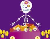 Вечеринка скелетов