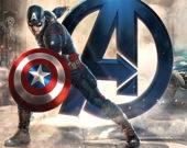 Капитан Америка - Пазл