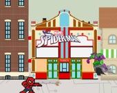 Спайдермен против Гоблина