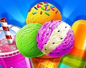 Ледяное мороженое