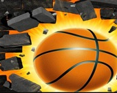 Баскетбольная стена