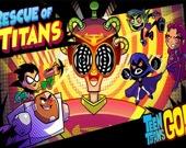 Юные титаны: спасение