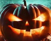 Коллекция пазлов на Хэллоуин