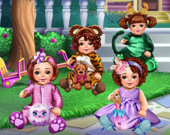 Одевайся в детский сад