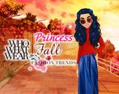 Кто что носит: Осенняя мода для принцесс
