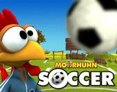 Чокнутая курица: Футбол