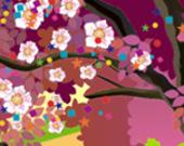 Создайте Свое Цветущее Дерево