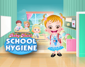 Малышка Хэйзел в школе