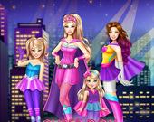 Супер кукла: Преображение сестёр