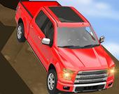 Экстремально невозможный монстр грузовик