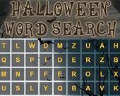 Поиск слов на Хэллоуин