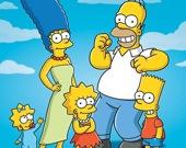 Симпсоны - Пазл